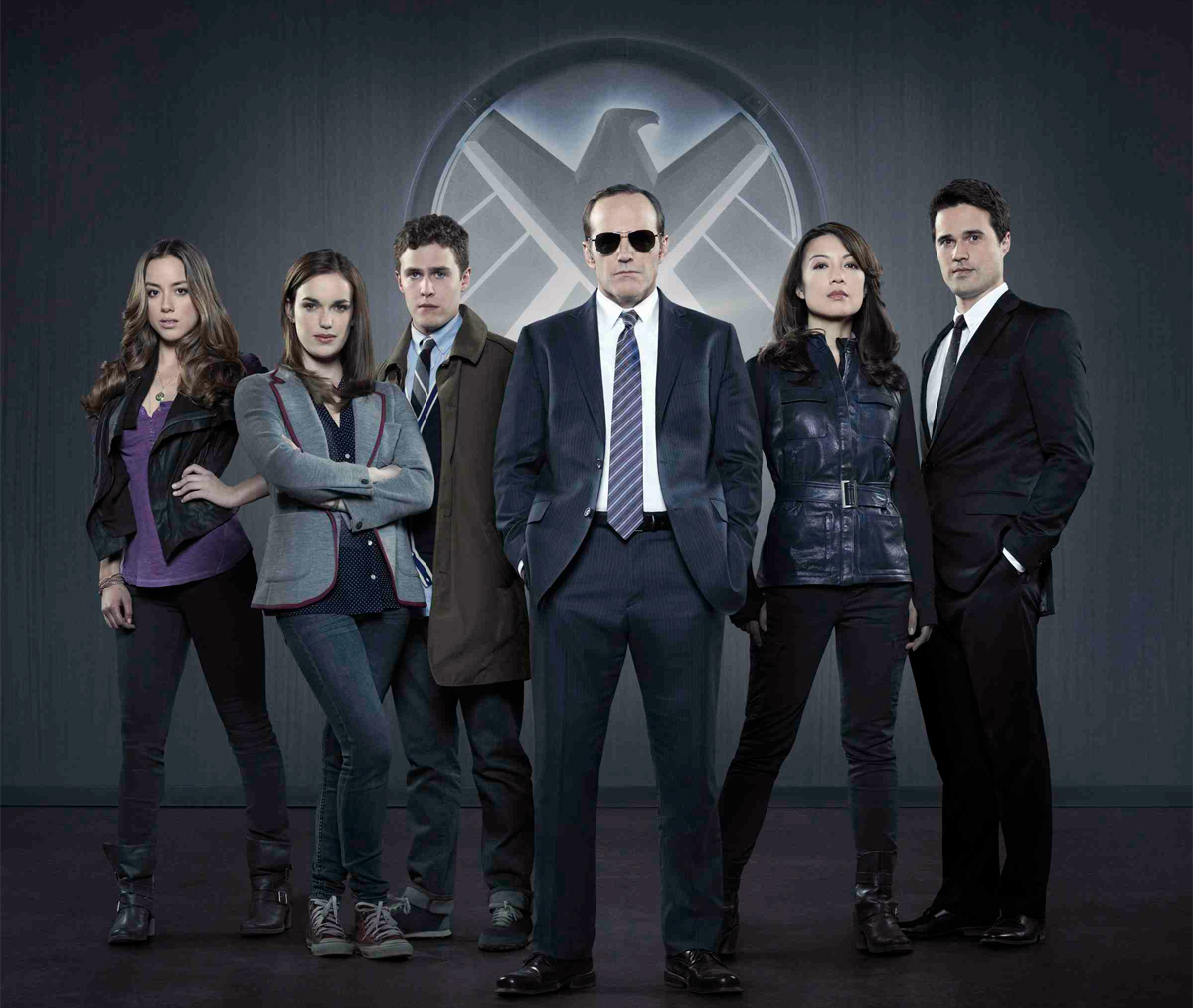 [影集] Agents of S.H.I.E.L.D. (2013~2020) Shield01